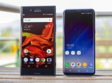 Galaxy S9 rakibi Sony